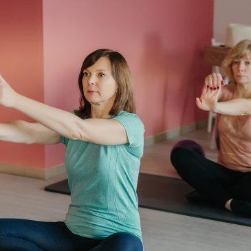 Fizinio aktyvumo rekomendacijos