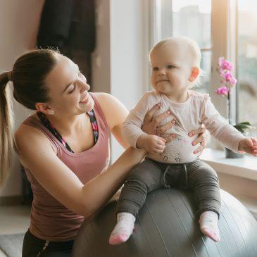 Naujiena: kūdikių ir vaikų iki 3 m. kineziterapija!
